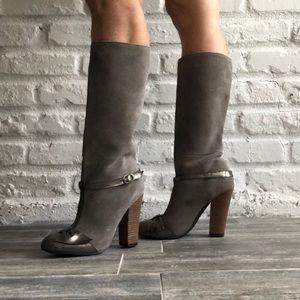 Joyfolie leather boots